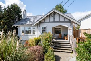 Main Photo: 2584 Empire St in : Vi Oaklands Half Duplex for sale (Victoria)  : MLS®# 872335