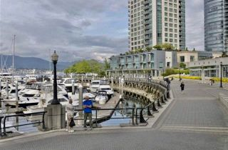 """Photo 33: 208 1477 W PENDER Street in Vancouver: Coal Harbour Condo for sale in """"West Pender Place"""" (Vancouver West)  : MLS®# R2530234"""