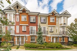 """Photo 1: 44 8068 207 Street in Langley: Willoughby Heights Townhouse for sale in """"Willoughby"""" : MLS®# R2410149"""