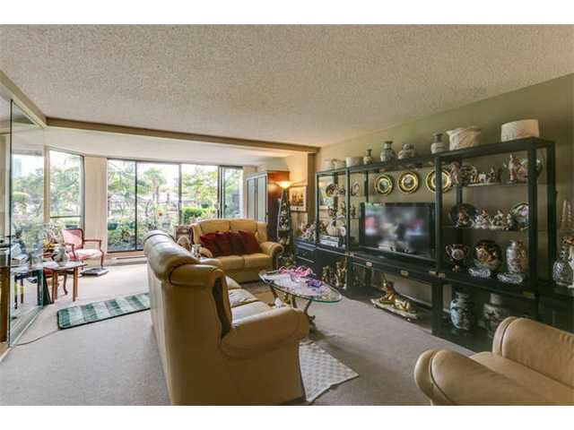 """Photo 5: Photos: G02 1470 PENNYFARTHING Drive in Vancouver: False Creek Condo for sale in """"Harbour Cove"""" (Vancouver West)  : MLS®# V1081390"""