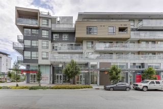 Photo 2: 317 3488 SAWMILL CRESCENT in Vancouver: South Marine Condo for sale (Vancouver East)  : MLS®# R2475602