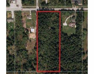 Photo 2: LOT 26 112TH AVENUE in Maple Ridge: Whonnock Land for sale : MLS®# R2029047