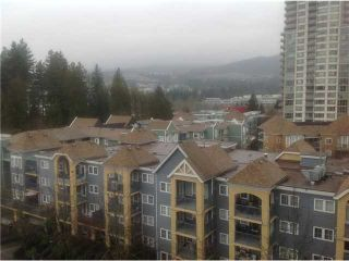 Photo 2: # 802 3071 GLEN DR in Coquitlam: North Coquitlam Condo for sale : MLS®# V1101743