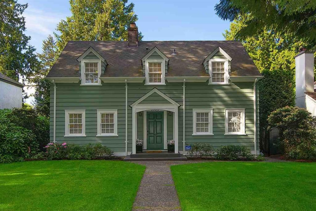 Main Photo:  in Vancouver: Dunbar House for rent : MLS®# AR059