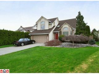 """Photo 1: 9280 154A Street in Surrey: Fleetwood Tynehead House for sale in """"BERKSHIRE PARK"""" : MLS®# F1007841"""