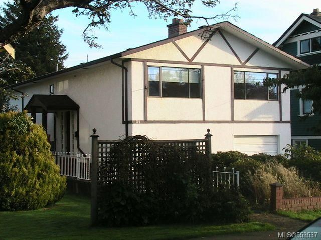 Main Photo: 1248 Chapman St in : Vi Fairfield West House for sale (Victoria)  : MLS®# 553537