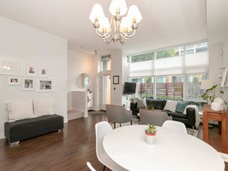 """Photo 10: 1839 CROWE Street in Vancouver: False Creek Townhouse for sale in """"FOUNDRY"""" (Vancouver West)  : MLS®# R2277227"""