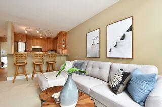 Photo 5: 408 2020 W 8TH AVENUE in Vancouver: Kitsilano Condo for sale (Vancouver West)  : MLS®# R2378621