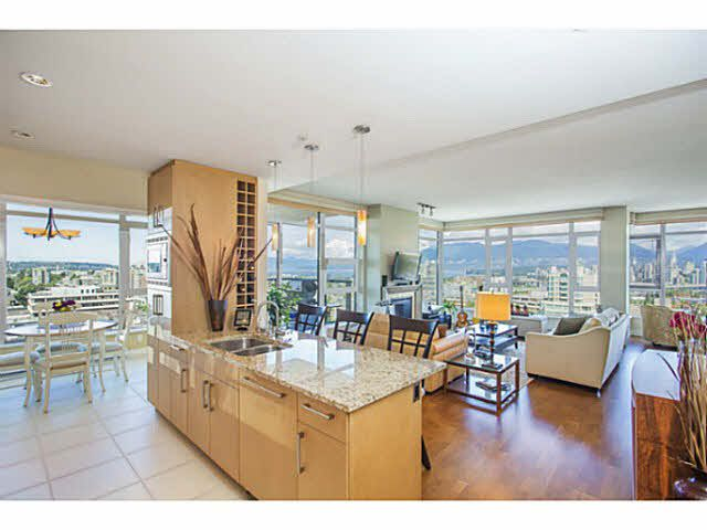Main Photo: 1202 1333 W 11TH AVENUE in : Fairview VW Condo for sale (Vancouver West)  : MLS®# V1134537