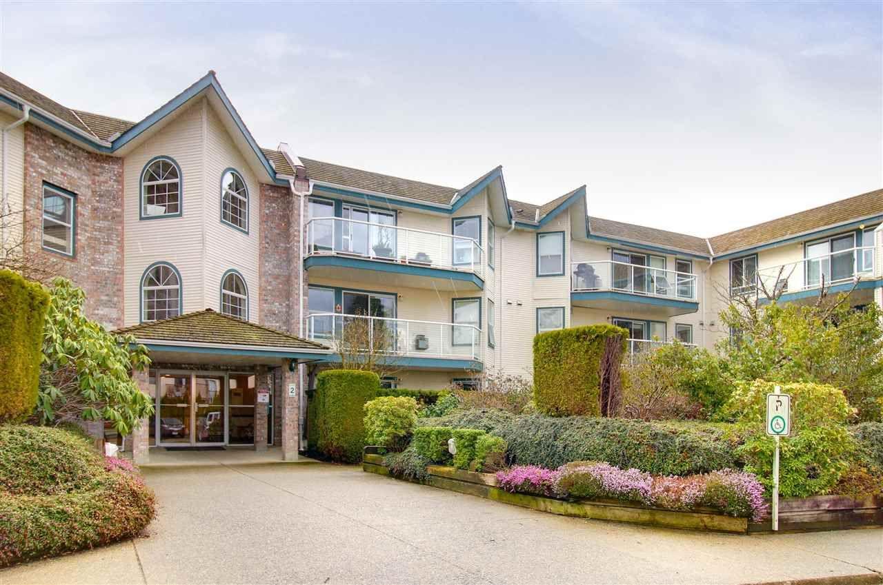 "Main Photo: 320 27358 32 Avenue in Langley: Aldergrove Langley Condo for sale in ""WillowCreek"" : MLS®# R2250735"