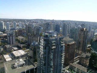 "Photo 11: 3404 938 NELSON Street in Vancouver: Downtown VW Condo for sale in ""One Wall Centre"" (Vancouver West)  : MLS®# V1112106"