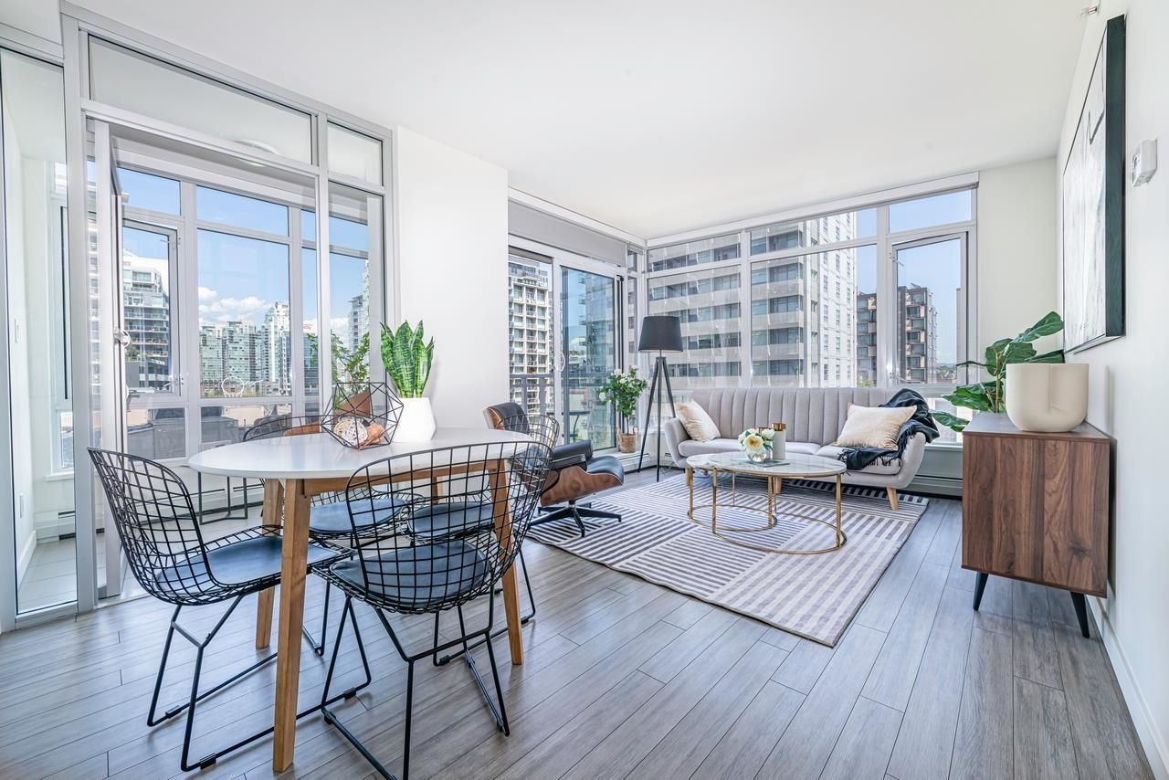 """Main Photo: 603 1775 QUEBEC Street in Vancouver: Mount Pleasant VE Condo for sale in """"OPSAL STEEL"""" (Vancouver East)  : MLS®# R2611143"""