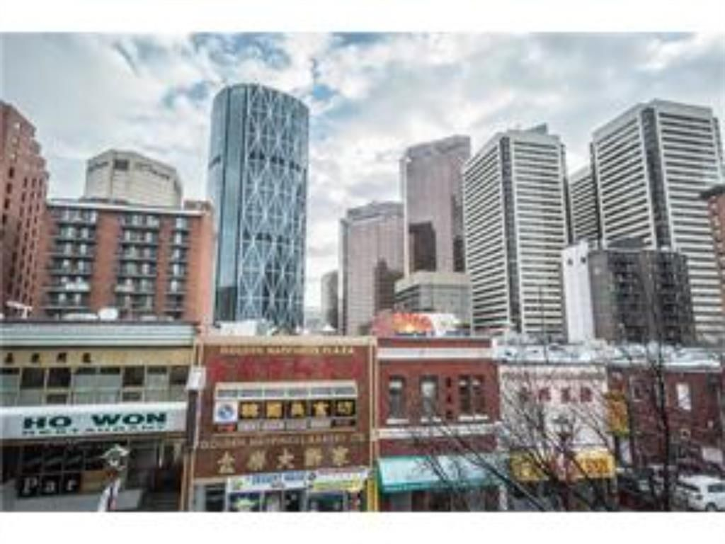 Main Photo: 202 110 2 Avenue SE in Calgary: Chinatown Apartment for sale : MLS®# A1089450