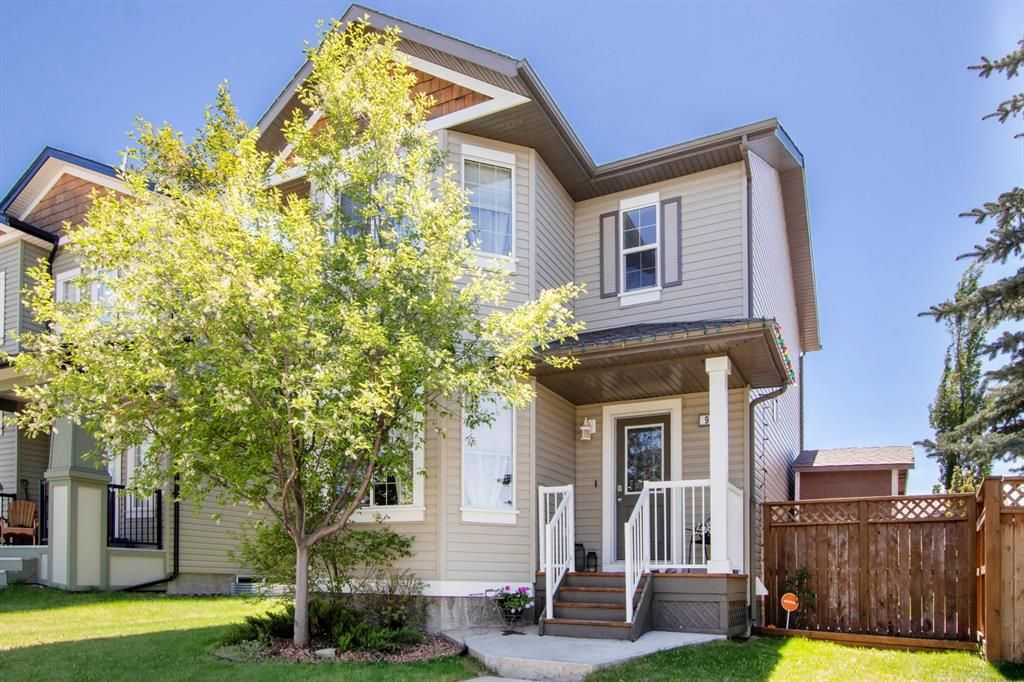 Main Photo: 955 Prairie Springs Drive SW: Airdrie Detached for sale : MLS®# A1115549