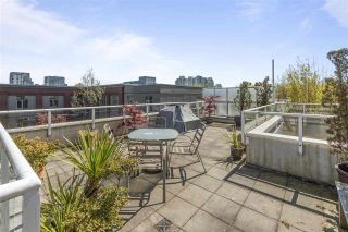 """Photo 4: 255 35 KEEFER Place in Vancouver: Downtown VW Townhouse for sale in """"The Taylor"""" (Vancouver West)  : MLS®# R2572917"""