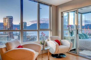 Photo 3: 2705 63 KEEFER Place in Vancouver: Downtown VW Condo for sale (Vancouver West)  : MLS®# R2449685