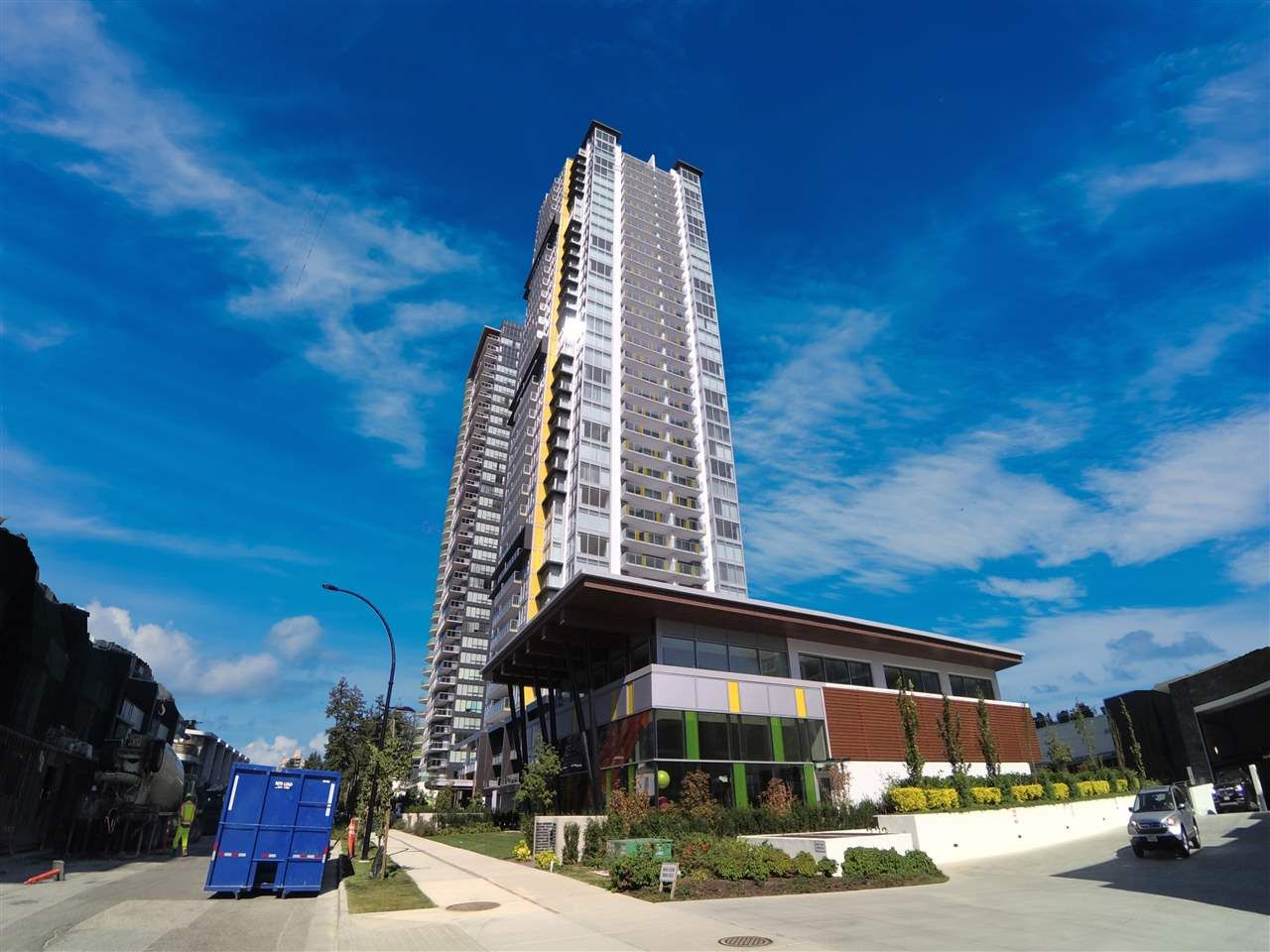 "Main Photo: 2106 6700 DUNBLANE Avenue in Burnaby: Metrotown Condo for sale in ""VITTORIO"" (Burnaby South)  : MLS®# R2498116"