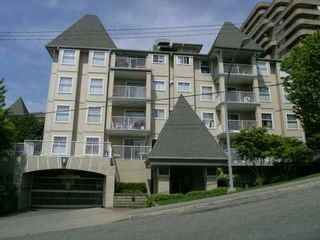 """Photo 2: 1035 AUCKLAND Street in New Westminster: Uptown NW Condo for sale in """"QUEENS TERRACE"""" : MLS®# V590567"""