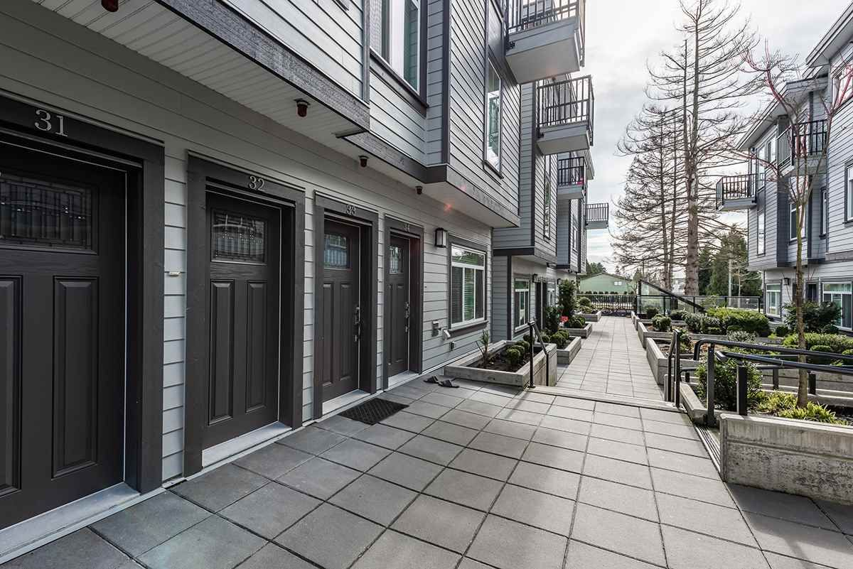 """Main Photo: 32 7247 140 Street in Surrey: East Newton Townhouse for sale in """"GREENWOOD TOWNHOMES"""" : MLS®# R2544191"""