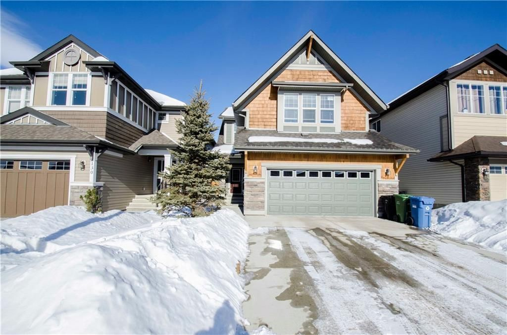 Main Photo: 134 AUBURN GLEN Way SE in Calgary: Auburn Bay House for sale : MLS®# C4167903