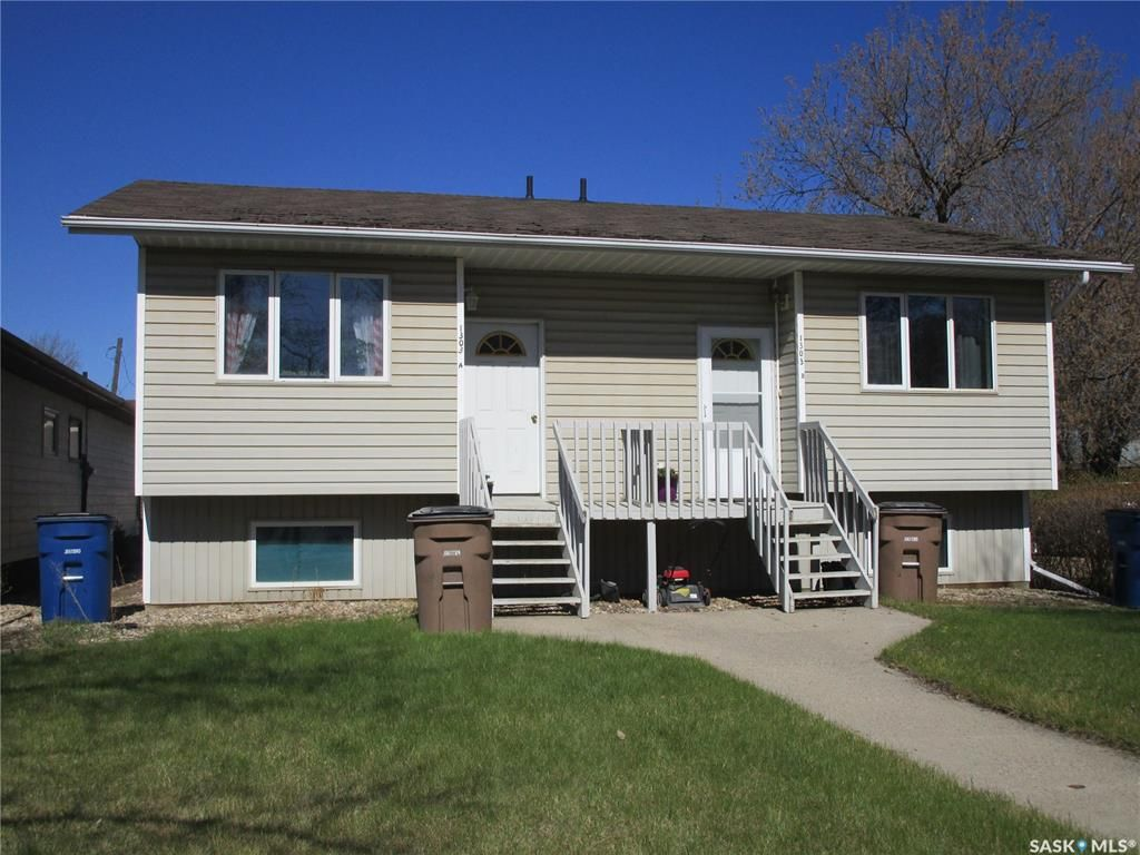 Main Photo: 1303 99th Street in Tisdale: Residential for sale : MLS®# SK857254