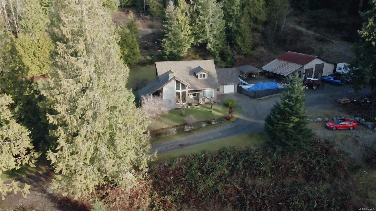 Main Photo: 7476 Neva Rd in : Du Lake Cowichan House for sale (Duncan)  : MLS®# 863425