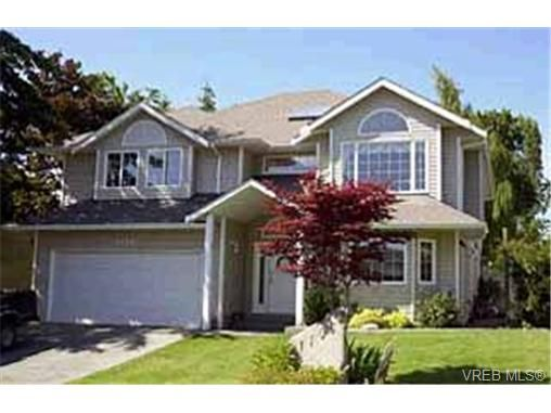 Main Photo: 1106 Damelart Way in BRENTWOOD BAY: CS Brentwood Bay House for sale (Central Saanich)  : MLS®# 314198