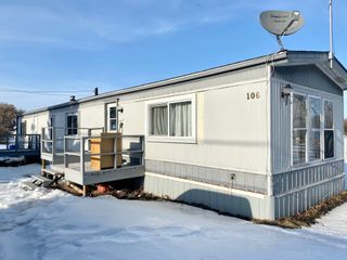 Photo 1: 106 East Street: Paradise Valley Manufactured Home for sale (County of Vermilion River)  : MLS®# A1077091