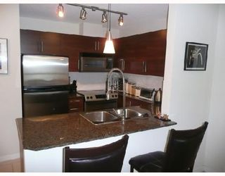 """Photo 4: 206 833 AGNES Street in New_Westminster: Downtown NW Condo for sale in """"NEWS"""" (New Westminster)  : MLS®# V701575"""