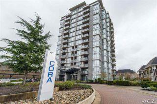 Photo 1: 1104 575 DELESTRE Avenue in Coquitlam: Coquitlam West Condo for sale : MLS®# R2046119
