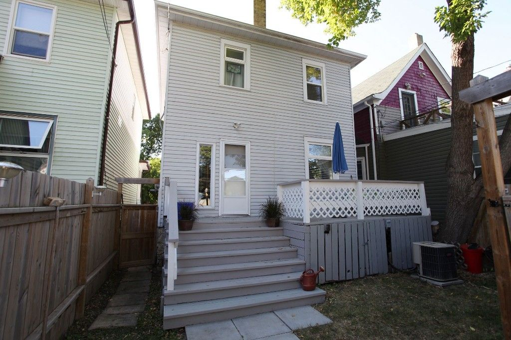 Photo 35: Photos: 475 CRAIG Street in WINNIPEG: WOLSELEY Single Family Detached for sale (West Winnipeg)  : MLS®# 1319451