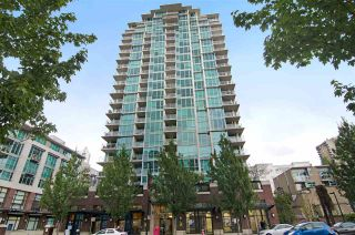 """Photo 1: 502 138 E ESPLANADE in North Vancouver: Lower Lonsdale Condo for sale in """"Premier at the Pier"""" : MLS®# R2108976"""