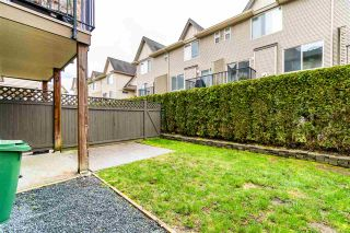"""Photo 27: 49 5556 PEACH Road in Chilliwack: Vedder S Watson-Promontory Townhouse for sale in """"The Gables at Rivers Bend"""" (Sardis)  : MLS®# R2541887"""