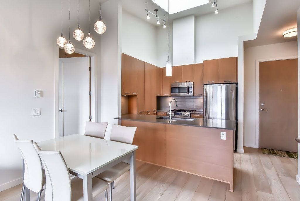 """Main Photo: 309 215 BROOKES Street in New Westminster: Queensborough Condo for sale in """"DUO AT PORT ROYAL"""" : MLS®# R2250883"""