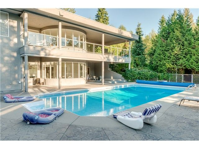 """Main Photo: 1075 THOMSON Road: Anmore House for sale in """"Village of Anmore"""" (Port Moody)  : MLS®# V1085389"""