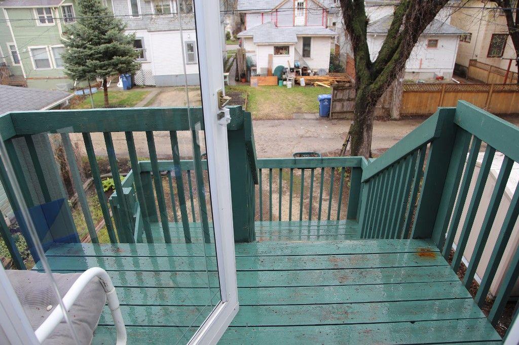 Photo 25: Photos: 29 Lenore Street in Winnipeg: Wolseley Duplex for sale (West Winnipeg)  : MLS®# 1411176