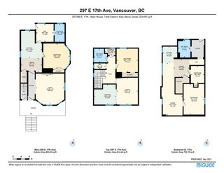 """Photo 39: 297 E 17TH Avenue in Vancouver: Main House for sale in """"MAIN STREET"""" (Vancouver East)  : MLS®# R2554778"""