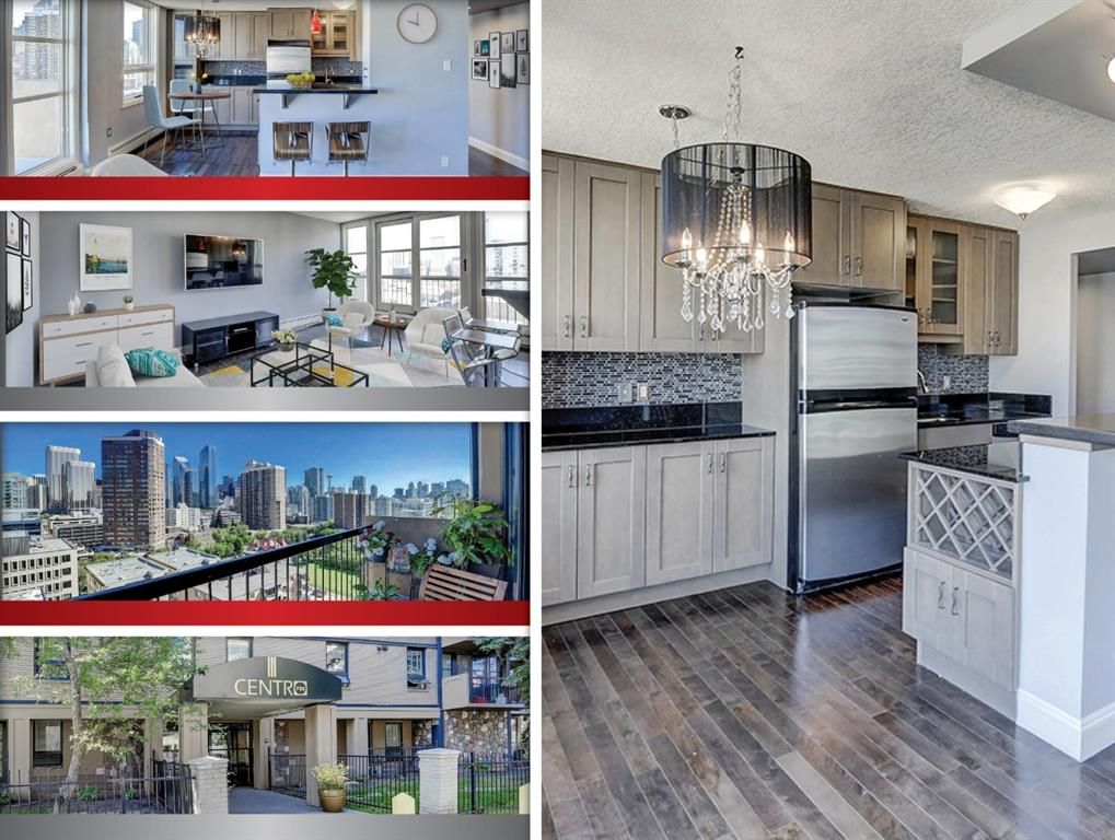 Main Photo: 1603 733 14 Avenue SW in Calgary: Beltline Apartment for sale : MLS®# A1058181