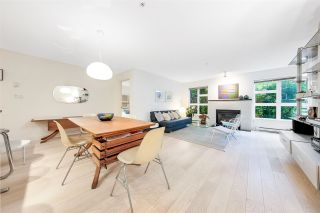 """Photo 2: 105 2161 W 12TH Avenue in Vancouver: Kitsilano Condo for sale in """"THE CARLINGS"""" (Vancouver West)  : MLS®# R2590728"""