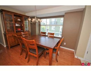 """Photo 3: 66 15233 34TH Avenue in Surrey: Morgan Creek Townhouse for sale in """"SUNDANCE"""" (South Surrey White Rock)  : MLS®# F2914249"""