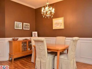 """Photo 3: 6976 179A Street in Surrey: Cloverdale BC Townhouse for sale in """"TERRACES AT PROVINCETON"""" (Cloverdale)  : MLS®# F1220224"""