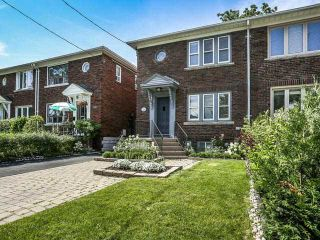 Photo 1: 154 Parkhurst Boulevard in Toronto: Leaside House (2-Storey) for sale (Toronto C11)  : MLS®# C3543427