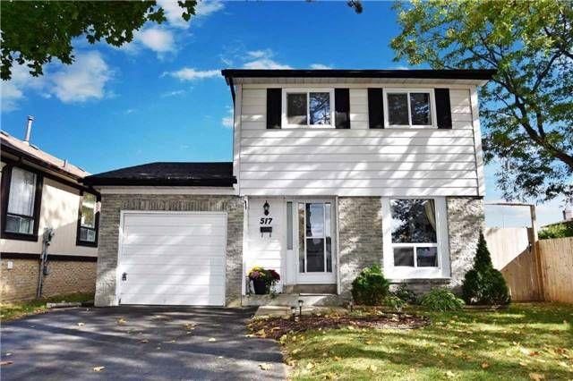 Main Photo: 517 Galahad Drive in Oshawa: Eastdale House (2-Storey) for sale : MLS®# E3640517