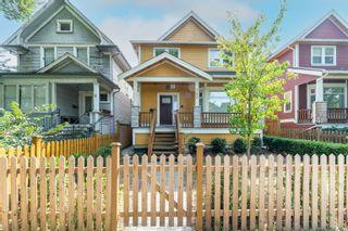 Main Photo: 760 E 12TH Avenue in Vancouver: Mount Pleasant VE 1/2 Duplex for sale (Vancouver East)  : MLS®# R2610586