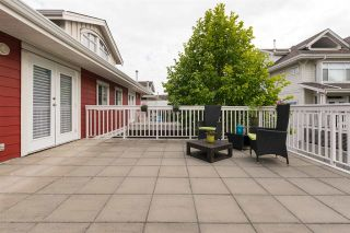 "Photo 16: 18 4388 BAYVIEW Street in Richmond: Steveston South Townhouse for sale in ""Phoenix Pond"" : MLS®# R2277454"