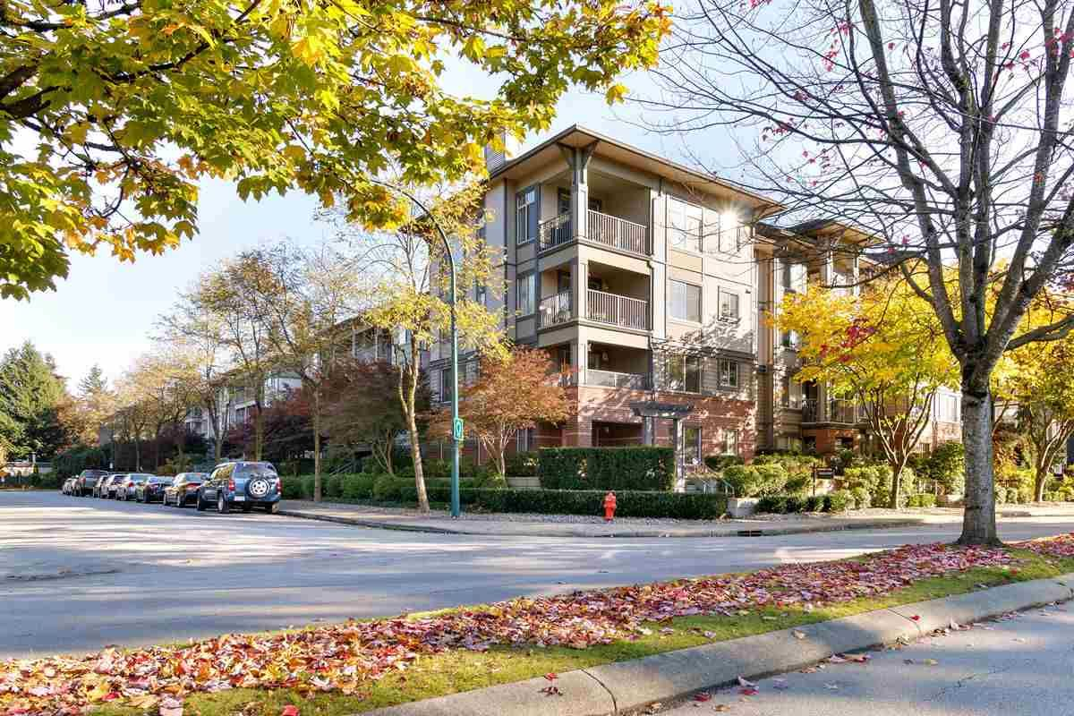 """Main Photo: 310 2468 ATKINS Avenue in Port Coquitlam: Central Pt Coquitlam Condo for sale in """"THE BORDEAUX"""" : MLS®# R2512147"""