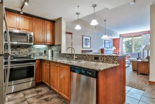Photo 2: 126A/B 170 Kananaskis Way: Canmore Apartment for sale : MLS®# A1026059