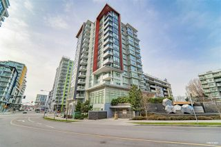 "Main Photo: 918 8833 HAZELBRIDGE Way in Richmond: West Cambie Condo for sale in ""Concord Gardens"" : MLS®# R2546946"