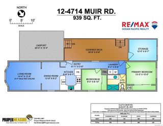 Photo 21: 12 4714 Muir Rd in : CV Courtenay City Manufactured Home for sale (Comox Valley)  : MLS®# 885119
