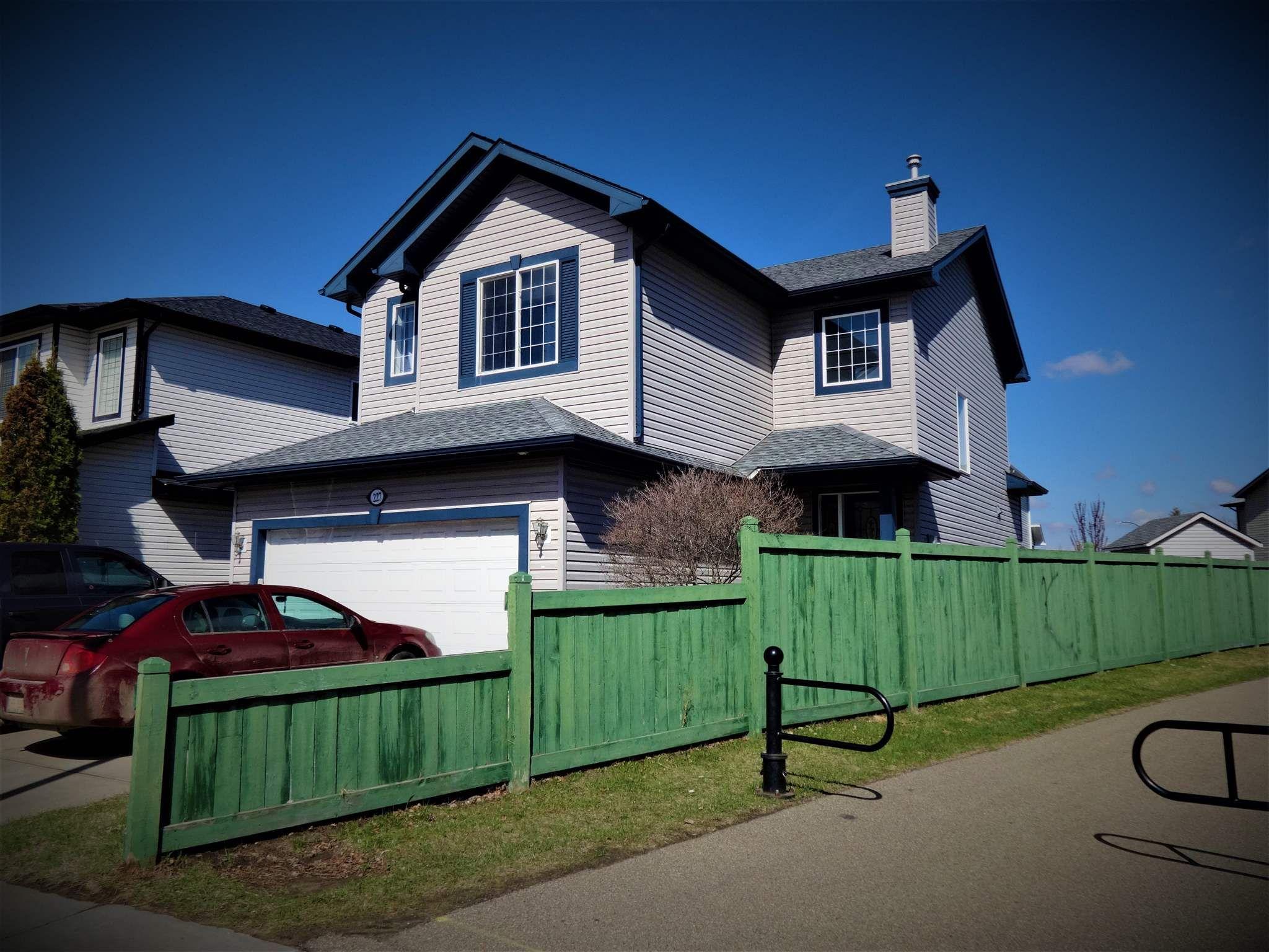 Main Photo: 227 WESTWOOD Point: Fort Saskatchewan House for sale : MLS®# E4254029
